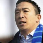 New York City mayoral candidate Andrew Yang hospitalized with apparent food stone, campaign says