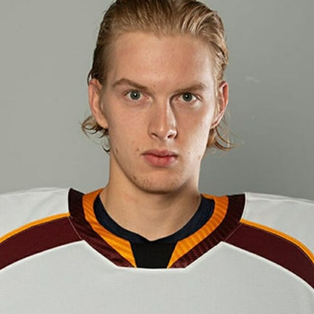 Matiss Kivlenieks, a goalie for the NHL, has died at 24 after an apparent  head injury - Daily Reuters