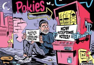 Facial ID on board in Tas pokies reform