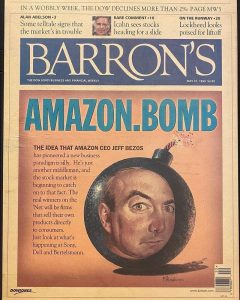 Jeff Bezos shares old essay about Amazon failure, gets a reply from Elon Musk