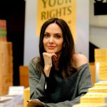 Angelina Jolie rejoices in the 'gift' of being a woman
