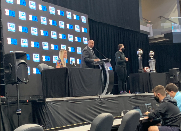 Kevin Warren announces the Big Ten will hire a Vice President in charge of Women's Basketball